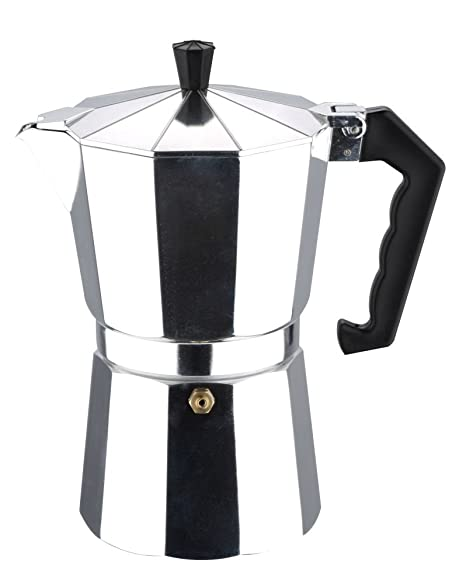 Aluminio Cafetera de émbolo (para hasta 12 tazas Cafetera Cafetera ...