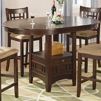Amazon.com - Ashley Furniture Signature Design - Leahlyn Dining ...