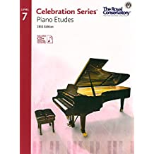 Celebration Series Piano Etudes 2015 Edition - Level 7