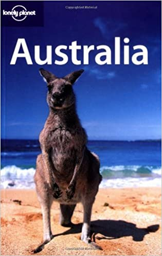 Lonely Planet Australia by Susie Ashworth (2004-01-02)