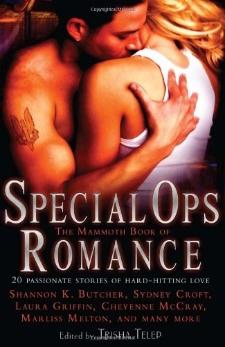 The Mammoth Book of Special Ops Romance by Running Press