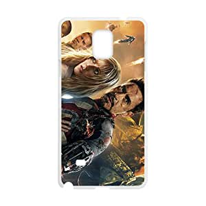 RHGGB Iron Man Design Pesonalized Creative Phone Case For Samsung Galaxy Note4