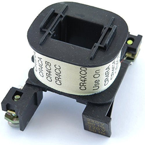GE CR4XC0AB 22/240V 50/60HZ MAGNETIC COIL CA3-9-10 CA3-12-10 CA3-16-10 CR4RA..CR4CA , CR4CB , CR4CC (Ge Magnetic Contactor)