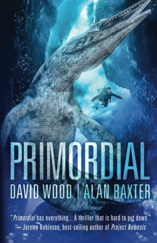 Primordial (Sam Aston Investigations) (Volume 1)