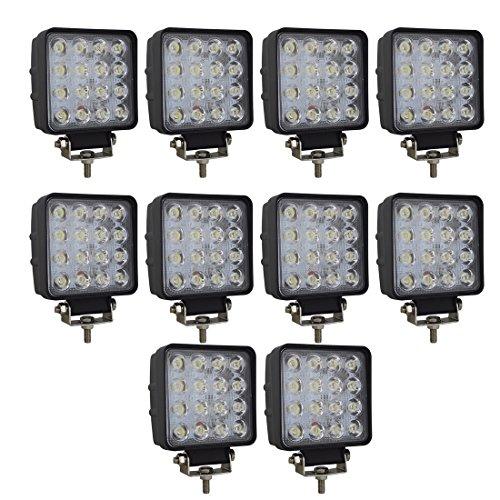 10 led work lights - 9