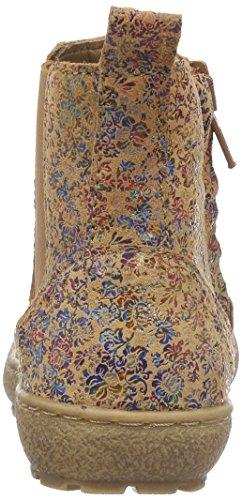 Bisgaard TEX boot, Botas Infantil Beige (3011 Beige-flowers)