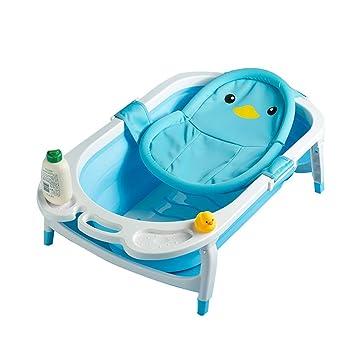 Amazon.com: WENJUN - Bañera plegable para bebé, de verano ...