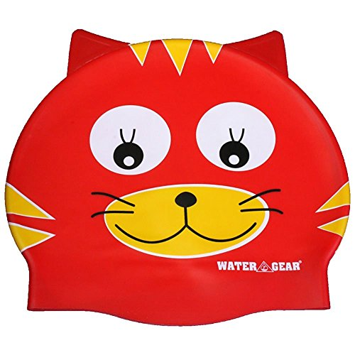 - Water Gear Critter Cap, Red Cat