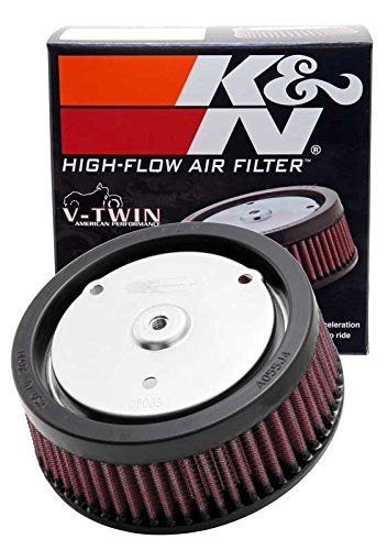 K&N HD-0818 High Performance Screaming Eagle Replacement Air Filter