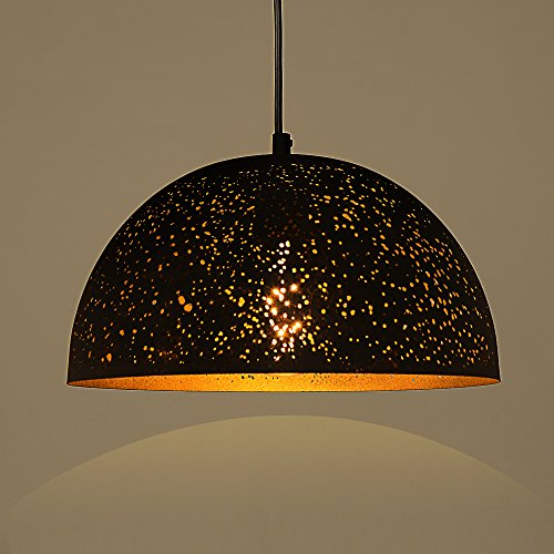 Deco Pendant Light - 7