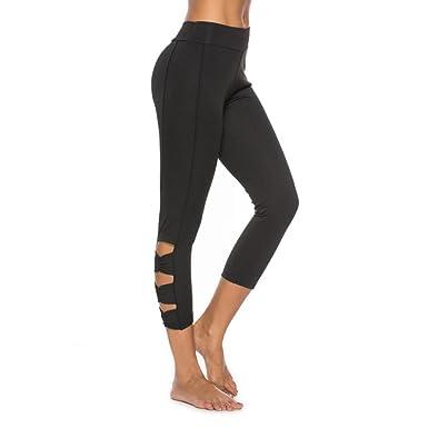 584db0faeb Amazon.com: Women Leggings, Neartime Sexy High Waist Skinny Yoga ...