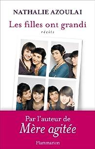 Les filles ont grandi par Nathalie Azoulai