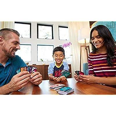 Mattel Uno Flip: Toys & Games
