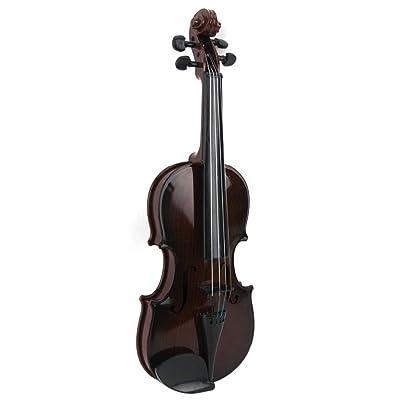 ZUJI Violín de Juguete Mini Violín Instrumento Musical Regalo para Ninos: Juguetes y juegos