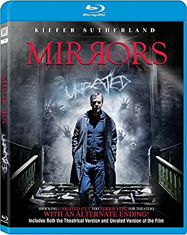 Mirrors Unrated Blu-ray (Mirror Mirror Blue Ray)