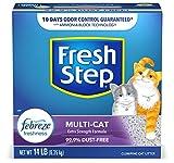 Fresh Step Multi-Cat with Febreze