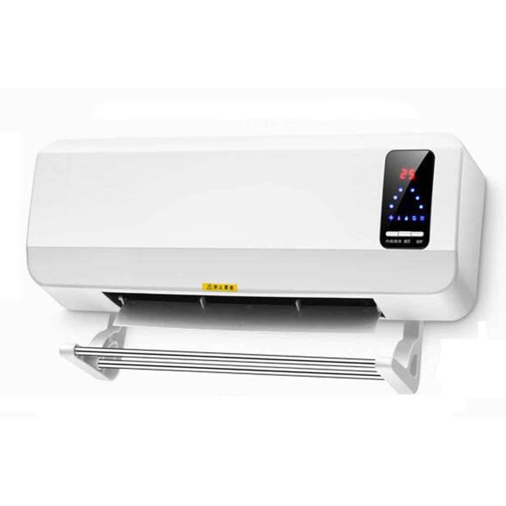 Acquisto Riscaldatore | Riscaldamento Domestico | Parete Riscaldatore Impermeabile | Calda E Fredda Riscaldamento Elettrico Dual Use | Piccolo Risparmio Energetico Risparmio Energia Aria Condizionata Bianco Prezzi offerte