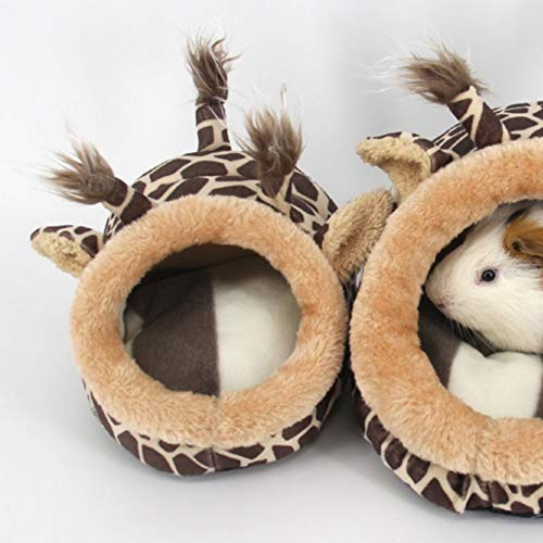 BlackEdragon Puppy Pet Dogs Cats Bed Super Warm Plush Guinea Pig Snake Spider Dog Nest Mat Kennel Animal House Pet Supplies