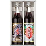 TasukuMiyuki SA300 gift set (two of fruit juice 100% grape juice 600ml 2 pieces)