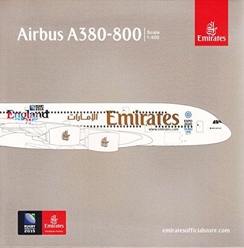 "GeminiJets Emirates A380-800 ""England Rugby W…"