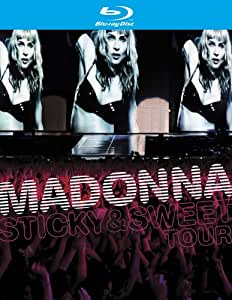 Sticky and Sweet Tour  [Blu-ray]