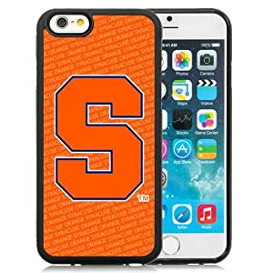 Beautiful And Unique Designed Case For iPhone 6 4.7 Inch TPU With Syracuse Orange Phone Case