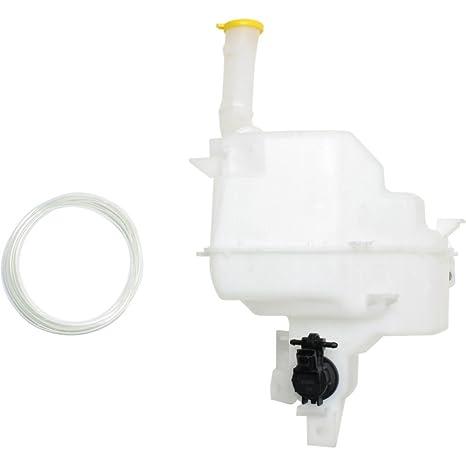 evan-fischer eva162122014404 Depósito del lavaparabrisas Bomba de depósito de expansión con arandela del parabrisas