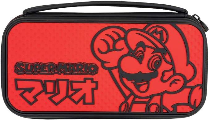 Pdp - Deluxe Consola Case Super Mario Kana Edition (Nintendo ...