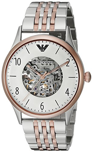 Emporio Armani Men's AR1921 Dress Two Tone Watch
