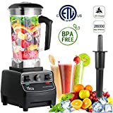 Blender, YECO 1400W High-Speed Professional Commercial Blender Smoothie Blender with 70 oz BPA-Free