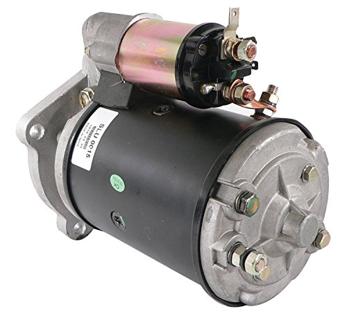 Jcb Leyland Nuffield Diesel DB Electrical SLU0015 Starter