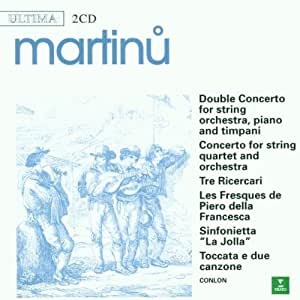 Double Concerto for String Orchestra
