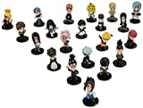 OliaDesign Anime Naruto Series Action Figure (21 Piece)