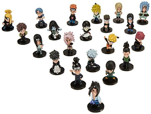 Anime-Series-Action-figure-Toys-21pcsset