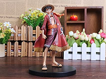 17cm Anime One Piece Luffy Theatrical Edition Action Figure Juguetes One Piece Figures Collectible Model Toys