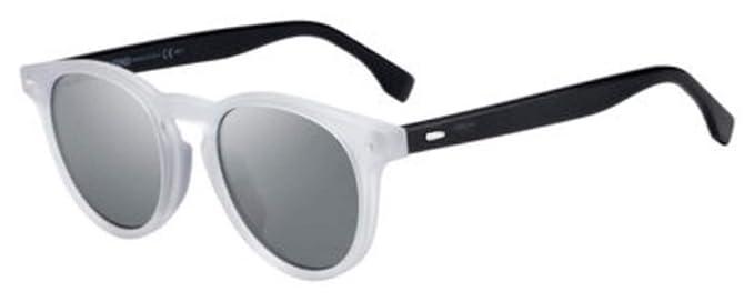 11644dd0b6d9 Image Unavailable. Image not available for. Colour  Fendi Men s FF M0001 S  T4 900 49 Sunglasses ...