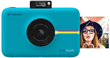 a181e8240269b8 Polaroid Snap Touch - Appareil Photo Numérique à Impression Instantanée  avec Écran LCD et Technologie d