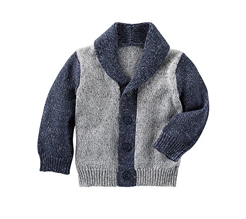OshKosh B'Gosh Baby Boys' Cardigan Sweater 9 Months