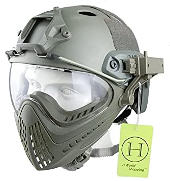 Haoyk Militaire Paintball Airsoft Tactical Up Armor Cote Coque