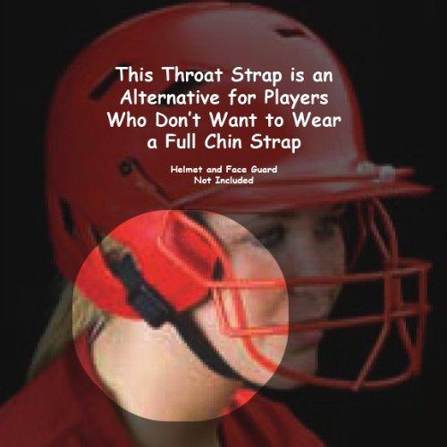 Schutt Sports Throat Strap (Schutt Kids Helmet)