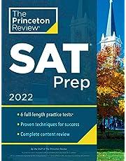 Princeton Review SAT Prep, 2022: 6 Practice Tests + Review & Techniques + Online Tools (2021)