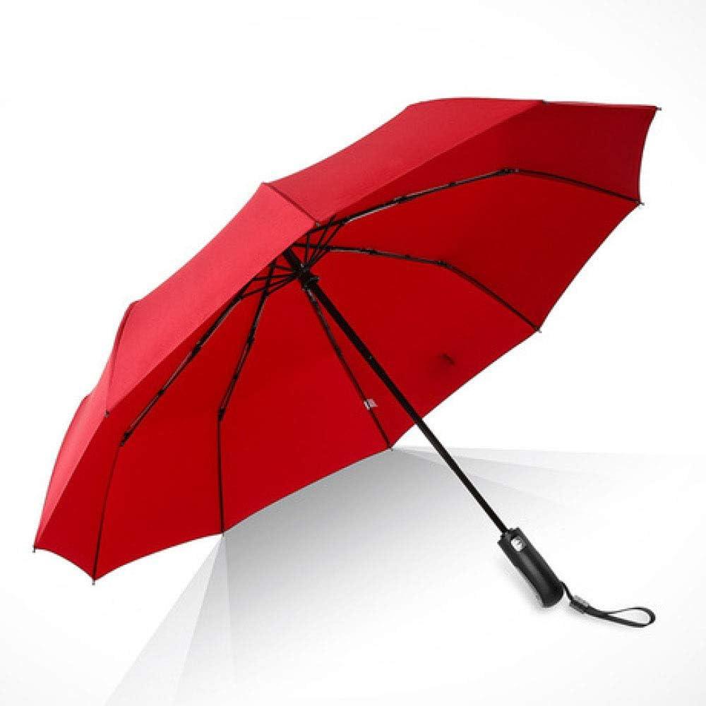 Myzixuan,Umbrella,Foldable Compact Travel Umbrella Windproof /& UV Resistant for Man Women Outdoor