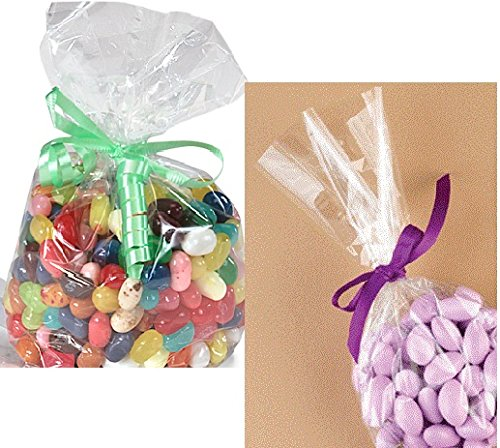 Party Cello Bags (Clear Cello/cellophane Bags - 4