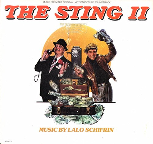 Original album cover of The Sting 2 - Movie Soundtrack [Vinyl] Lalo Schifrin by Original Motion Picture Soundtrack