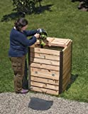 Gardener's Supply Company Cedar Compost Bin