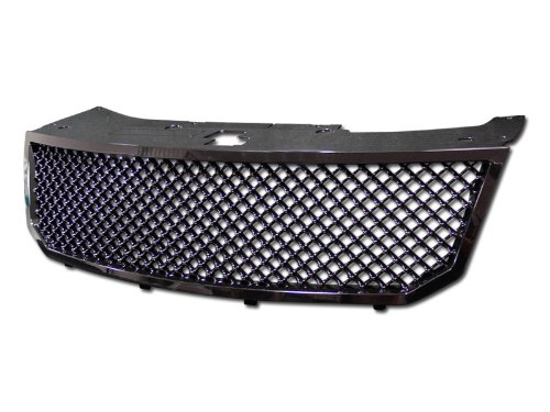 dodge challenger grill guard - 4
