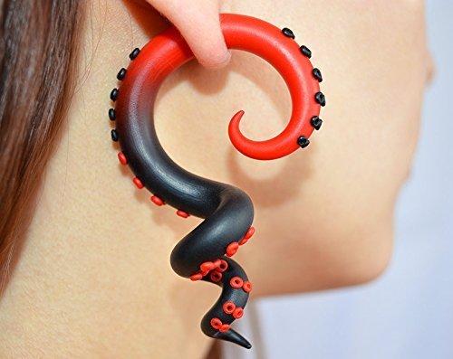 Earrings Vampire Queen