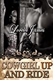 Cowgirl Up and Ride (Rough Riders)