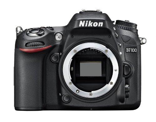 ニコン D7100 ブラック ボディ