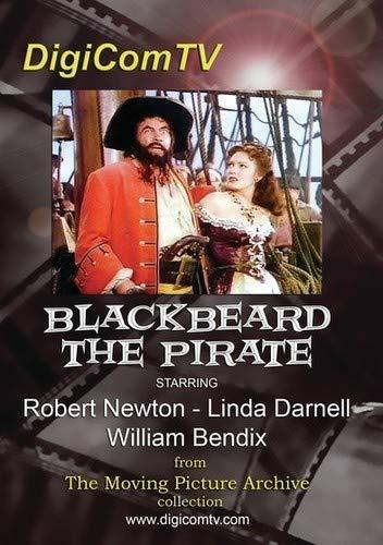 Blackbeard The Pirate - Color - 1952 (Newton Crystal)